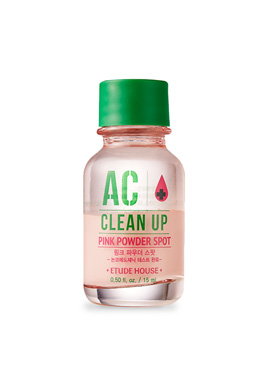 Etude House AC Cleanup Pink Powder Spot 15ML