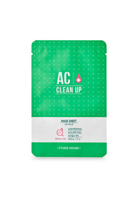Etude House AC cleanup sheet mask