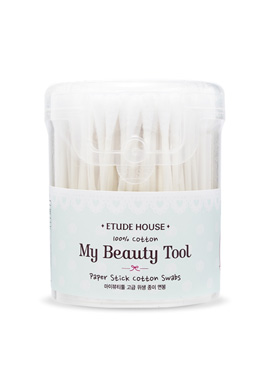 Etude House My Beauty tool Advanced Hygienic Paper Swabs