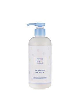 Etude House Petite Bijou Cotton. Body Wash 300ml 16 years AD