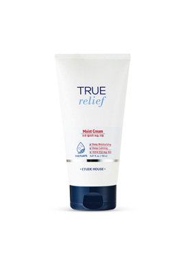 Etude House True Relief Moisturizing Cream (Tube) 80ml