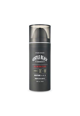 Etude House Gentle Black All In One Fluid 100ml (18)