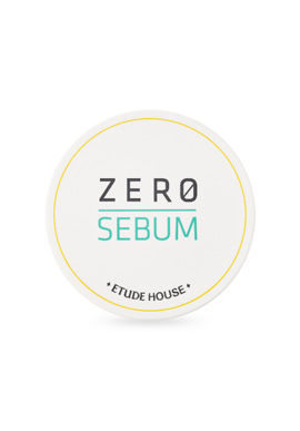 Etude House Zero sebum Dried Powder 6g AD
