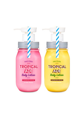 Etude House Tropical Aid Body Lotion