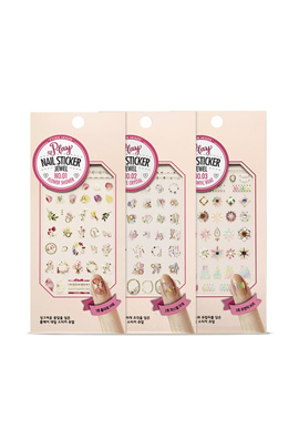 Etude House Play Nail Sticker Jewel