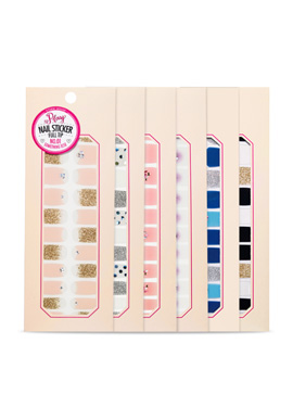 Etude House Play Nail Sticker Pull-tip