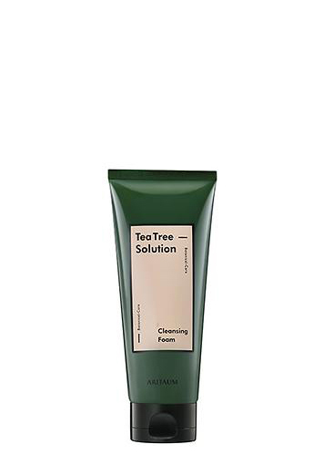 ARITAUM茶樹配方洗面乳Teatree Solution Cleansing Foam
