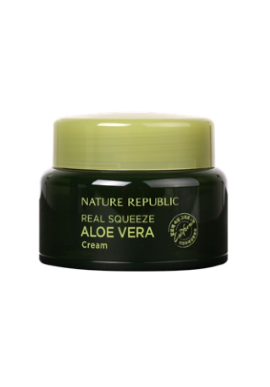 Nature Republic自然樂園 ALOE VERA乳霜 50ML