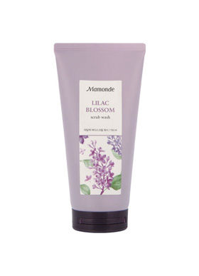 mamonde 紫丁香 body scrub wash (150ml)