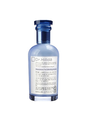 Dr. Hillda water sample collection defending first 乳液 (120ml)