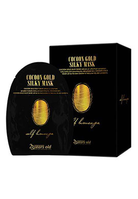 23 years old Cocoon Gold Silky Mask 25g * 10ea