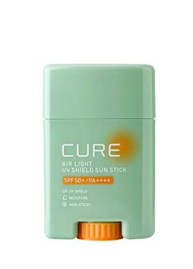 金正文 ALOE CURE AIR LIGHT UV S防曬棒 SPF50+/PA++++ 20g