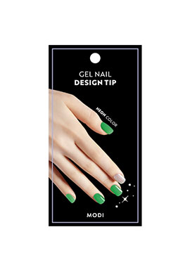 Aritaum Modi gel Nail & Paddy Design Tips (Neon Tip Collection)
