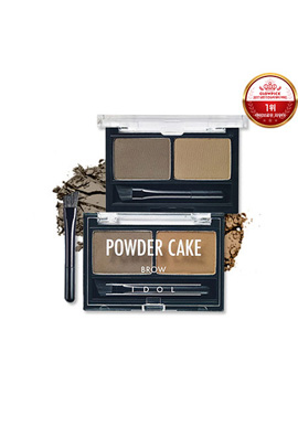 Aritaum IDOL Brow Powder Cake偶像雙色眉盤