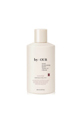 BYOUR 身體亮白霜 250ml