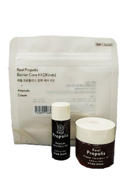 ETUDE HOUSE REAL PROPOLIS BARRIER COARE KIT(小樣組合)