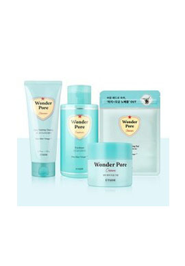 ETUDE HOUSE Wonder Pore Trial 4-kit 體驗組