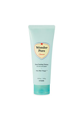ETUDE HOUSE WONDER PORE深層洗面乳 150g