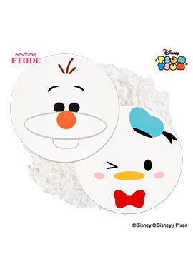ETUDEHOUSE TSUM TSUM ZERO SEBUM DRYING POWDER 4g(限量商品)