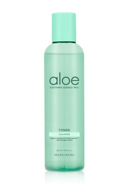 Holika Holika Aloe Soothing Essence 98% Toner 250ml
