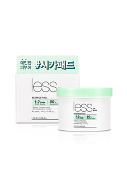 Holika Holika Less on Skin Essence Pad