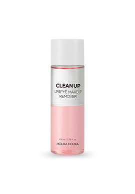 HOLIKAHOLIKA CLEAN UP 唇眼卸妝液 100ml