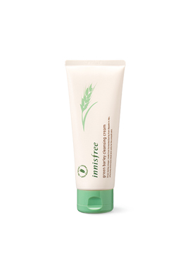 [驚爆最低]Innisfree Green Barley Cleansing Cream 青麥卸妝乳霜 150ml