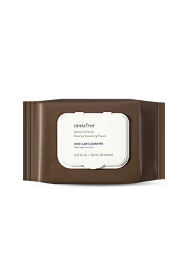 Innisfree Derma Formula Michelle Cleansing Tissue 30 sheets