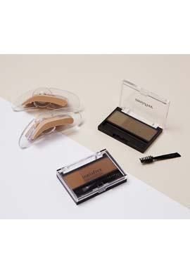 Innisfree Twotone Eyebrow Kit 雙色眉粉(即期出清)