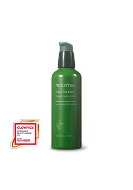 Innisfree Green Tea Seed Essence In Lotion 100mL