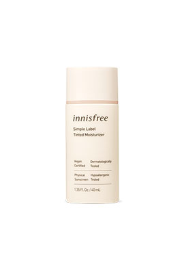 Innisfree Simple Label 保濕隔離霜 40ml