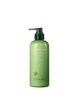 Innisfree Green Tea Pure Body Lotion 300mL