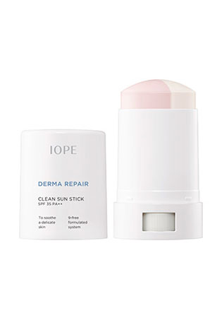 IOPE DERMA REPAIR CLEAN SUN STICK SPF 35 PA++