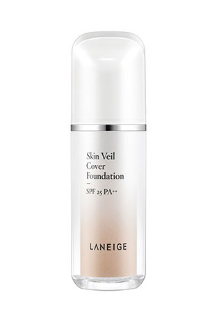 [驚爆最低]LANEIGE蘭芝粉底液 Skin Veil Cover Foundation 30ml