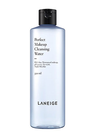 [驚爆最低]LANEIGE蘭芝 完美卸妝水Perfect Makeup Cleansing Water 320ml