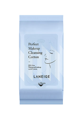 蘭芝 Perfect Makeup Cleansing Cotton 35ea