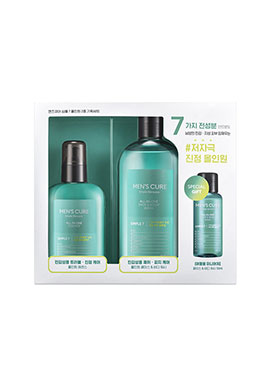 MISSHA MENS CURE SIMPLE 7 ALL-IN-ONE 2件組