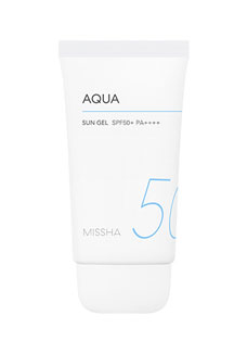 MISSHA All-around Safe Block Aqua Sun Gel 50ml