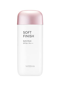 MISSHA All-around Safe Block Soft Finisf Sun Milk 70ml