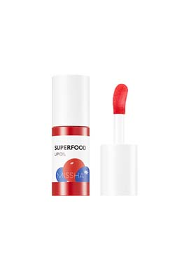 Missha Superfood Berry Lip Oil 草莓唇蜜