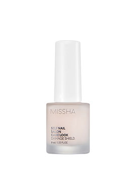MISSHA Self Nail Salon Care Look護甲彩 [Damage Shield] 9ml