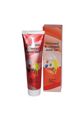 【特價】Nadamcos MULTI Glucoaid & Omega3 Cream 165ml