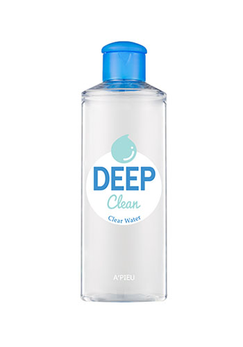 APIEU Deep Clean Clear Water 165ml - 20入
