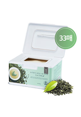 APIEU Daily Sheet Daily Mask - Green Tea (Soothing)(請同規格6入為單位下單)