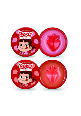 2019Holika x Peko 不二家牛奶妹聯名Melitjelly lip balm 9.8g