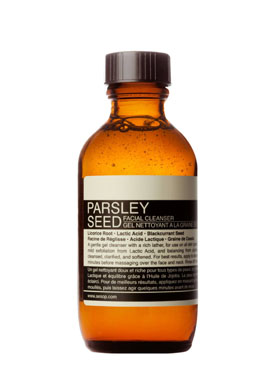 AESOP PARSLEY SEED FACIAL CLEANSER 潔面乳 100ML