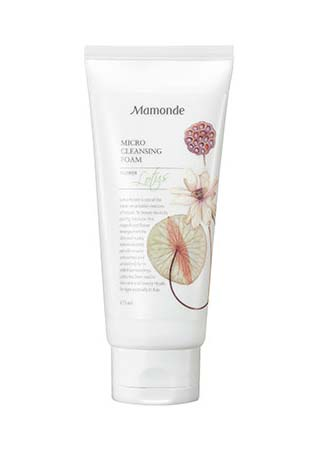 Mamonde 極細清爽潔面乳 Micro Cleansing Foam 175ml