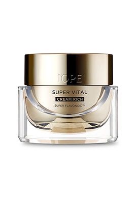 IOPE Super Vital Cream Rich large capacity