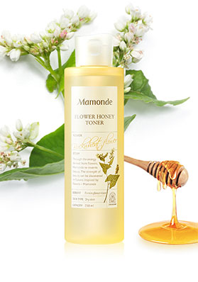 Mamonde Flower Honey Toner 250ml