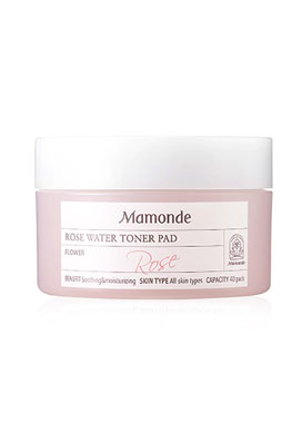 Mamonde Rose Water Toner Pad 40枚